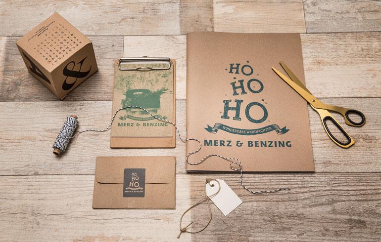 MERZ & BENZING CHRISTMAS